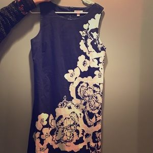 Lilly Pulitzer Navy and white dress